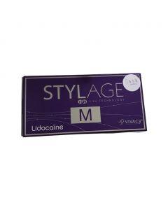 Stylage M Lidocaine (2x1ml)
